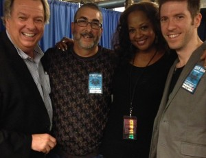 With Eric Michael Gillett, Thomas Westle and Jeff Cubeta