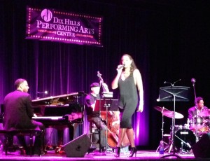 "LA TANYA HALL PERFORMS ""FROM SARAH VAUGHAN, WITH LOVE"" mar 30 2014"