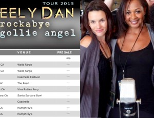 La Tanya Hall Joins Steely Dan (Spring) tour