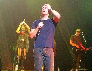 Rob Thomas Tour Summer 2015