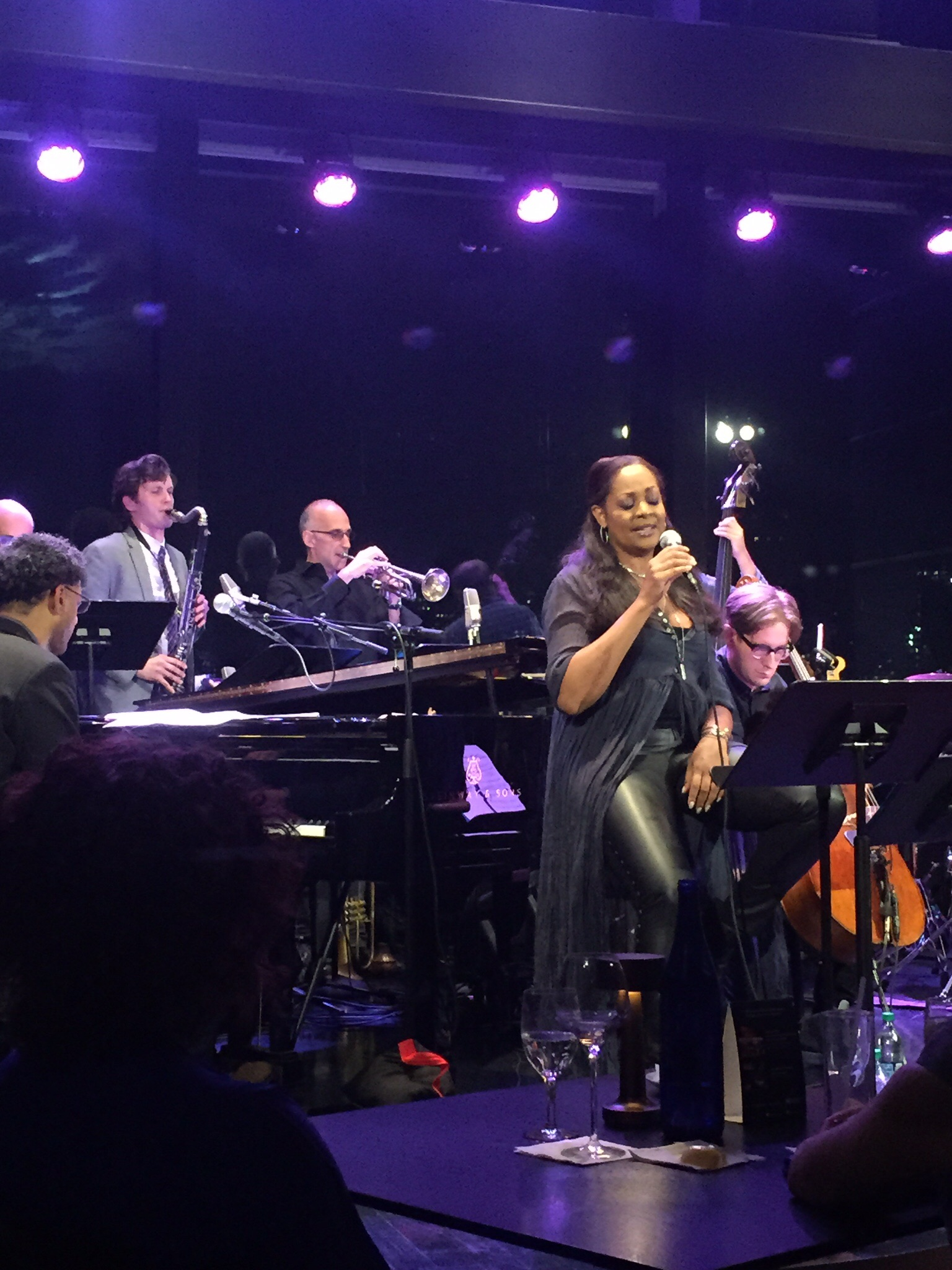 """""""A Season of Being"""" With Andy Milne & Dapp Theory at Jazz at Lincoln Center sept 28 2015"""