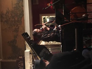 Another Intimate Evening of Jazz at Deer Head Inn La Tanya Hall, Andy Milne, John Hebert