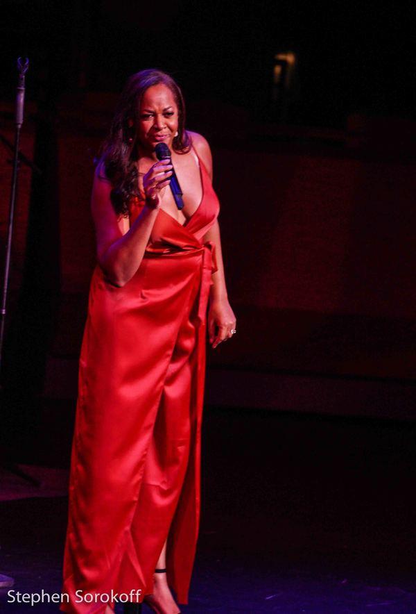 La Tanya Hall Performance at The New York Cabaret Convention Oct 28 2019