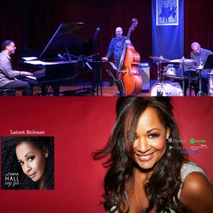Andy Milne & Unison Featuring La Tanya Hall- Say Yes album release